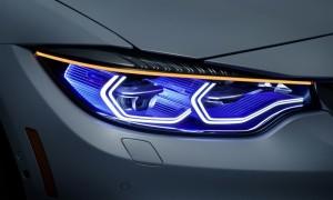 BMW 7 лазерные фары, подробно о новинке, сколько будут стоить