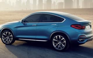 BMW x4 объем бака и другие технические характеристики автомобиля