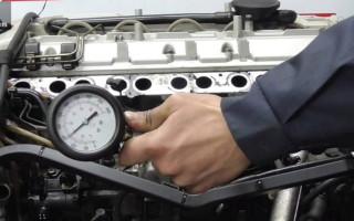 Компрессия в цилиндрах двигателя ваз норма