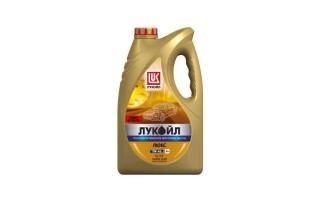 Масло моторное 10w 40 sl полусинтетика. Лукойл опережает всех