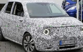 Honda тестирует новый электрокар компакт класса
