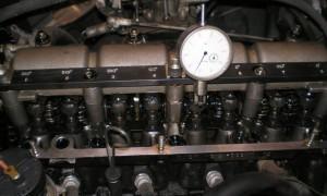 Регулировка клапанов ВАЗ 2106 — порядок регулировки и настройки