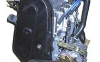 Двигатель 083 ваз карбюратор