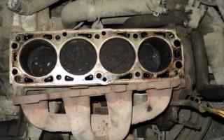 Нагар моторного масла, причина, как очистить двигатель