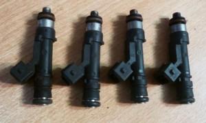 Как самому почистить форсунку инжектор ВАЗ 2107