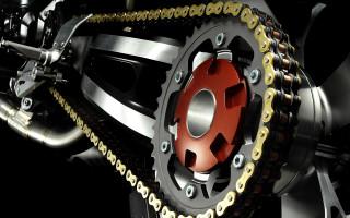 Можно ли смазывать цепь мотоцикла моторным маслом