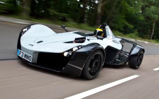 Уличный болид — спортивный автомобиль BAC Mono