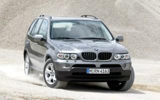 Ошибка 4х4 на BMW x5 е53, как проявляется и способы устранения