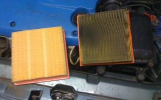 В гофре воздушного фильтра масло, ВАЗ 2112, 16 клапанов, какие причины и что надо делать в этом случае