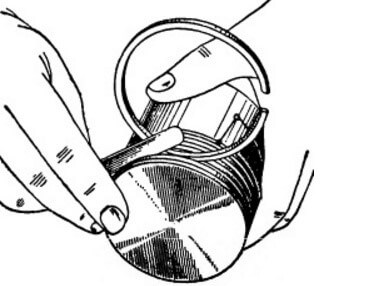 181 - Что означает маркировка на поршнях ваз