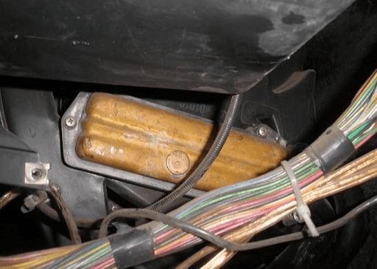 Обеспечение доступа к радиатору